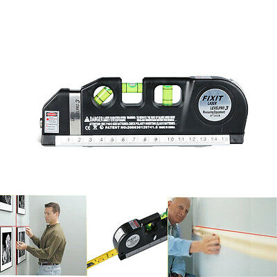 KETNET Manual measurement tools with scale infrared laser level meter Level play