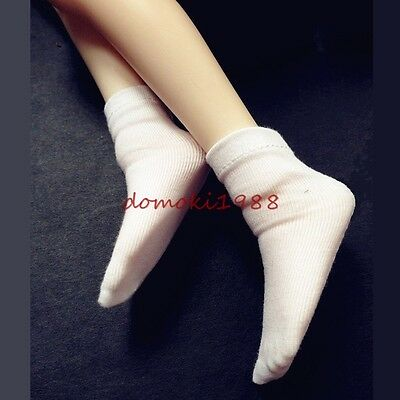 White / black stocking Socks Clothes for 1/6 1/4 1/3 Uncle SD BJD DOLL Dollfie_C