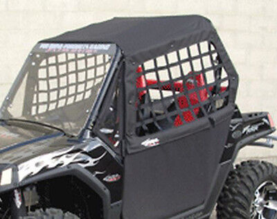 Shock-Pros Upper Window Door Nets for Polaris Ranger XP 800/500/Diesel 2010-2014