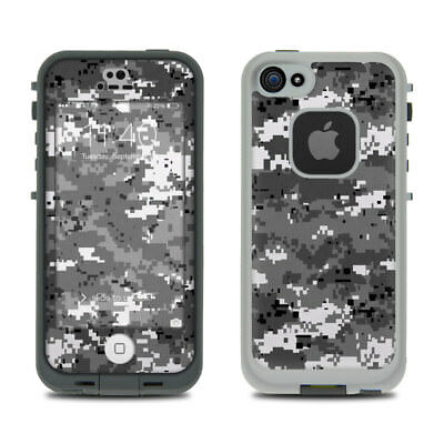 Skin Kit for LifeProof FRE iPhone 5S - Digital Urban Camo - Sticker Decal