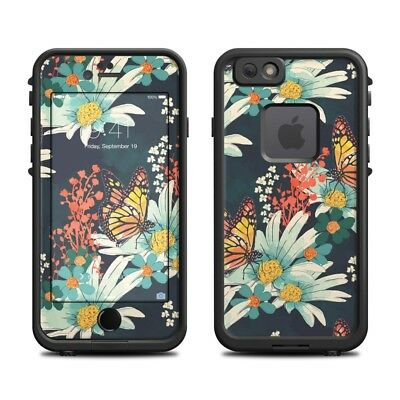 Skin for LifeProof FRE iPhone 6/6S - Monarch Grove - Sticker Decal
