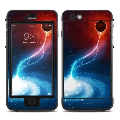 Skin for LifeProof NUUD iPhone 6 Plus/6S Plus - Black Hole - Sticker Decal