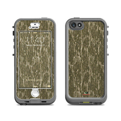 Skin for LifeProof Nuud iPhone 5S - New Bottomland by Mossy Oak - Sticker Decal
