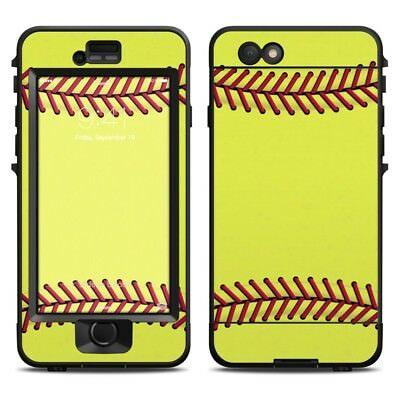 Skin for LifeProof NUUD iPhone 6 - Softball by Sports - Sticker Decal
