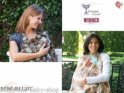 BEBE AU LAIT HOOTER HIDERS BREAST FEEDING NURSING COVER BLANKET x STYLES PRINTS