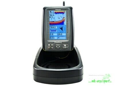 Seaeye Toslon TF640 Farbecholot - GPS - Kompass - Wireless Echosounder Baitboats