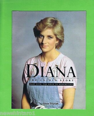 Princess  Diana Special Issue  Part  Five -  The Road To Redemption