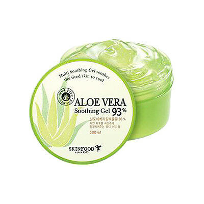 [SKINFOOD] Aloe Vera 93% Soothing Gel - 300ml