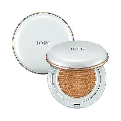 [IOPE] Air Cushion Intense Cover - 1pack (15g+Refill) (SPF50+ PA+++)