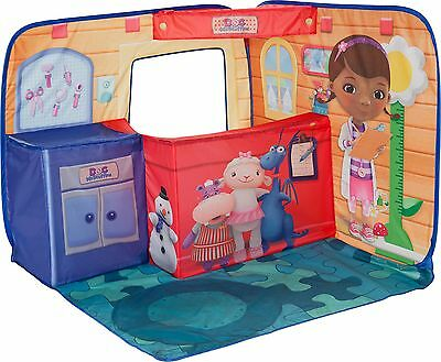 Disney Doc Mcstuffins 3D Playscape. From the Official Argos Shop on ebay