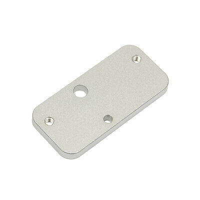 Geeetech MK8 mount plate between MK8 and X-asix  holder for Prusa 3d  printer