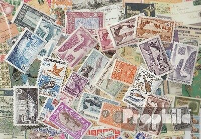 St.Pierre and Miquelon 25 different stamps