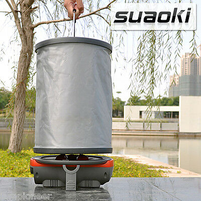 Suaoki 12V Outdoor Portable Pressure Water Washer Cleaner 15L Pump Spray Clean