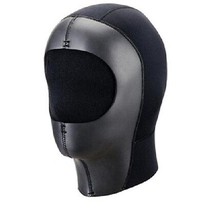 BARE 7mm dive hood with 3mm wetsuit bib - END OF STOCK SALE - sizes L or S