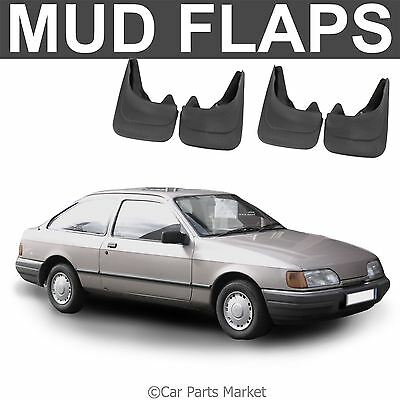 Mud Flaps Splash guard for Ford Sierra mudguard set of 4x front and rear
