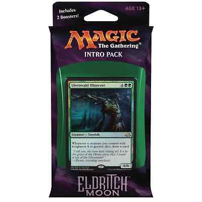 MTG ELDRITCH MOON * Intro Pack - Weapons and Wards (Green)