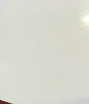 Formica Type laminate White gloss 600 x 300mm Laminate is 0.8mm thick