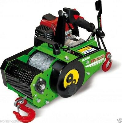 WINCH Forestry Automatic VF 150 Docma hoist engine winch