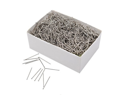 NEW 1 Pound Box Straight Pins for Upholstery