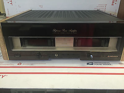 accuphase e 202   pioneer m22 m25 amplifier audio repair   restoration service  u2022  595 00 picclick Accuphase A-46 Accuphase Integrated Amp