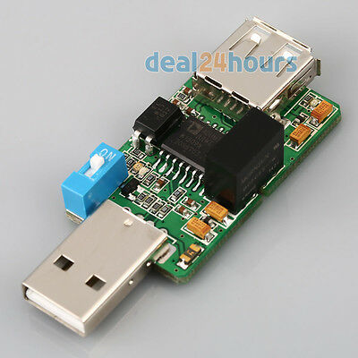NEW USB Isolator 1500v Isolator ADUM4160 USB to USB