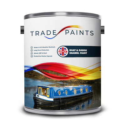 Quality MARINE PAINT - 100's Of Colours - Available In All Sizes