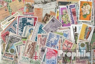Philippines 200 different stamps