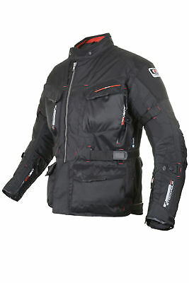 Oxford Stockholm 2 Textile Hipora Waterproof Motorcycle Jacket SALE :RRP £169.99