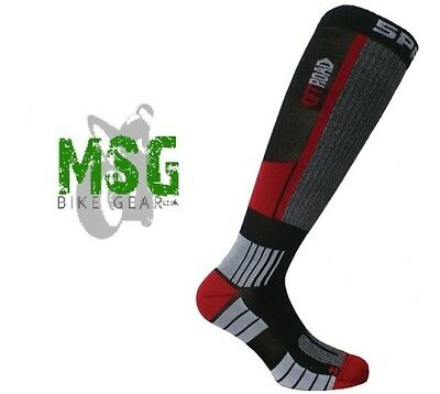 Spring Technical Motorcycle Enduro Summer Off Road Mx Boot Socks