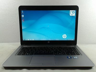HP 840 G3 6th Gen i5 6300U 256GB SSD 8GB RAM Windows 7 Mint Condition Never Used