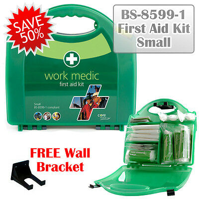 BSI BS-8599 Small British Standard Workplace First Aid Kit For Home And Work
