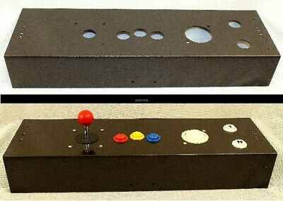"Multicade Control Panel w/ 2""  trackball hole for stand up Arcades Jamma +More"