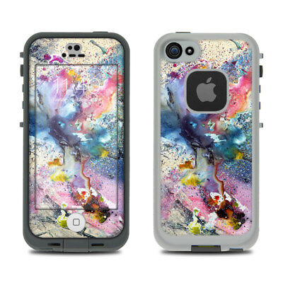 Skin Kit for LifeProof FRE iPhone 5S - Cosmic Flower - Sticker Decal