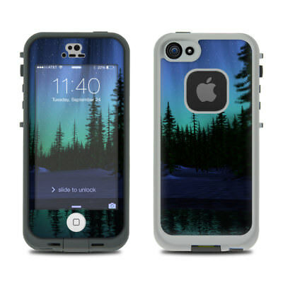 Skin Kit for LifeProof FRE iPhone 5S - Aurora - Sticker Decal