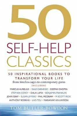 50 Self-help Classics By Tom Butler-Bowden