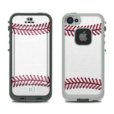 Skin Kit for LifeProof FRE iPhone 5S - Baseball by Sports - Sticker Decal