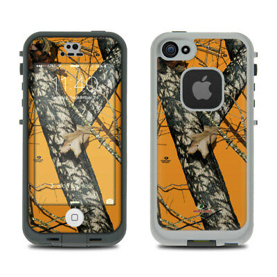 Skin Kit for LifeProof FRE iPhone 5S - Blaze - Mossy Oak Camo - Sticker Decal