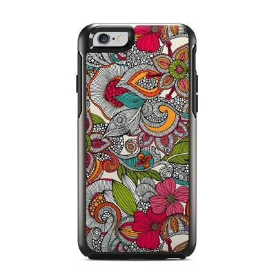Skin for Otterbox Symmetry iPhone 6/6S - Doodles Color - Sticker Decal