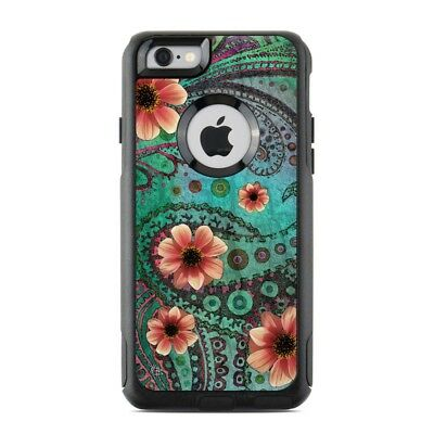 Skin for Otterbox Commuter iPhone 6/6S - Paisley Paradise - Sticker Decal