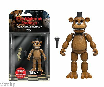 """New Authentic Five Nights At Freddy's Fazbear 5"""" Figure IN STOCK BAF Spring Trap"""