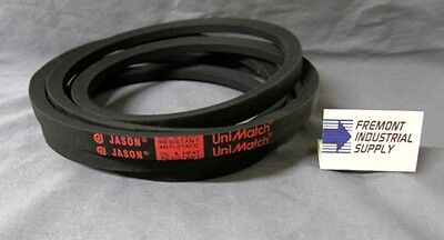 """B153 5/8"""" x 156""""  industrial v belt Superior quality to no name products"""