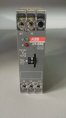 Abb Ct-Ere On Delay Time Relay 1Svr550100R4100   B54
