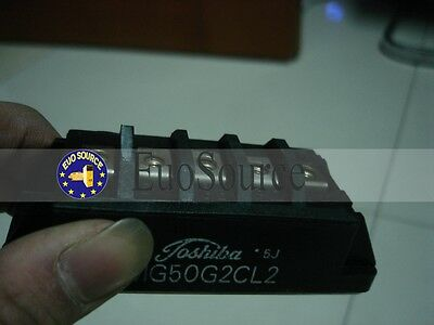 Original Toshiba MG50G2CL2 GTR darlington power transistor module