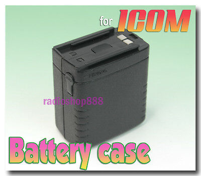GS-BP-99, Battery Case for ICOM Radio IC-VX-68, IC-2GXA, IC-W21AT IC-W21ET(BP99)