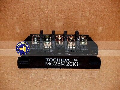 Original Toshiba MG25M2CK1 GTR darlington module