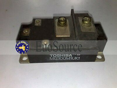 Original Toshiba MG300M1UK1 Darlington module