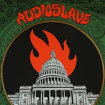 Audioslave - Emek 2005 poster Washington DC 9:30 Club