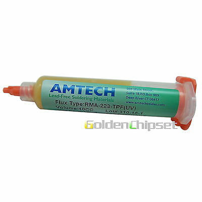 AMTECH Soldering Flux Paste NC-559-ASM-UV RMA-218  RMA-223 Reballing Paste