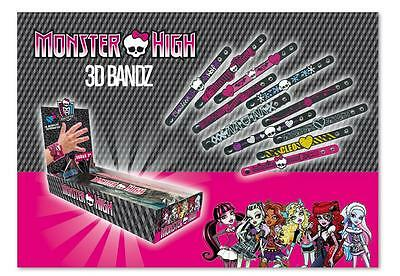 IMC Monster High 3D Armband, verschiedene Motive