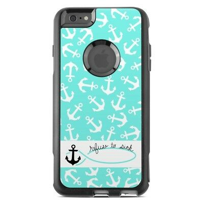 Skin for Otterbox Commuter iPhone 6 Plus - Refuse to Sink - Sticker